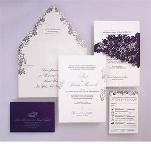V186: Our Muse - Perfectly Purple Wedding: Ariel and ...