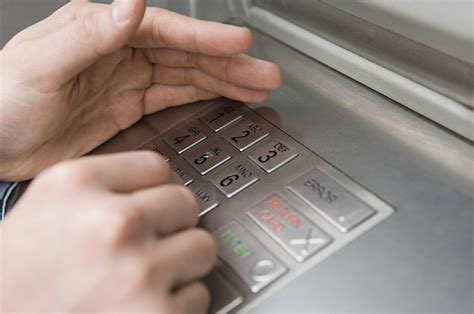 There is a bank card in. Personal Identification Number (PIN) Security Tips
