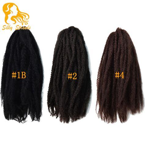 marley braid hair colors aliexpress buy 18 quot marley braid hair colors