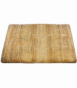 grand tapis en rotin rectangulaire long 180cm wadigacom With tapis en rotin