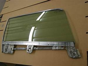 Oem Ford 1967 1968 Mustang Coupe Rh Door Glass Tinted