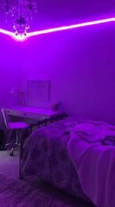 Teenage, Room, Tik, Tok, Teenage, Room, Bedroom, Aesthetic, Bedroom, Led, Strip, Lights, U2013, Trendecors