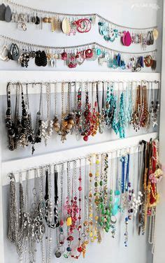 Get Organized Clever Jewelry Storage by 25 Clever Diy Ways To Keep Your Jewelry Organized Get It