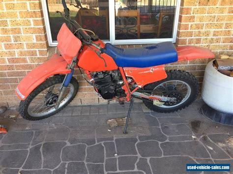 honda motocross bikes for sale honda xr200r motorbike dirt bike for sale in australia