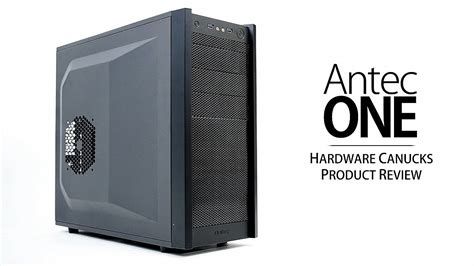 Antec ONE Case Review - YouTube