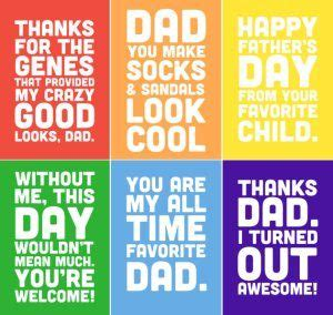 funny fathers day cards  daughter fathers day diy