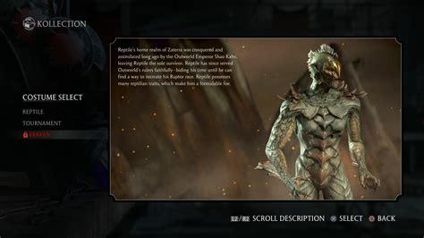 Mortal Kombat X Update Adjusts Shinnok And Sub-zero, Gives