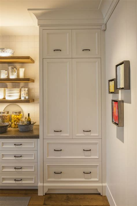 disappearing pantry fine homebuilding kitchen pantry