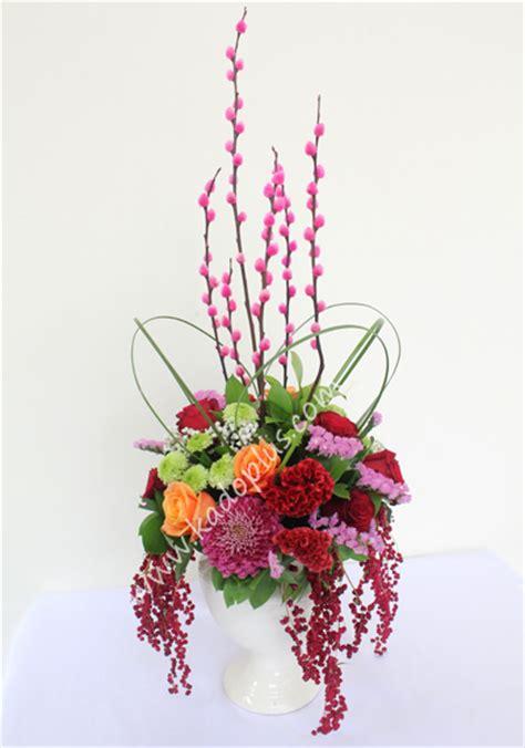 chinese  year arrangement  toko bunga
