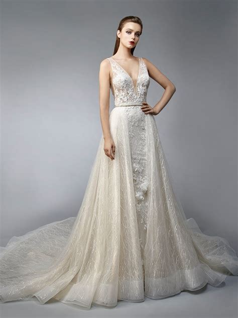nurit enzoani bridalwear wedding dresses bridesmaid