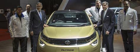 Tata Motors Unveils 4 New Models At 2019 Geneva Motor Show