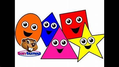 Colors Songs Shapes Learning Children Toddler Kindergarten