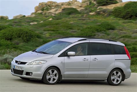 Mazda 5 Picture by 2007 2007 Mazda 5 Gallery 150350 Top Speed