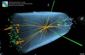 God Particle, The Higgs Boson Would Explain Origin of ...
