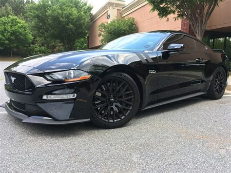Michelin Pilot Sport Mustang Gt by Morganstern S 2018 Ford Mustang Convertible Gt Performance Pkg