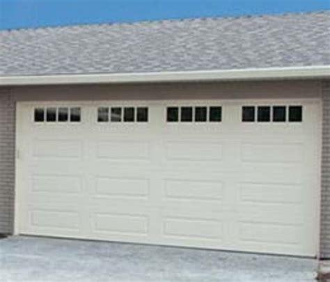 steel craft garage door ranchcraft style