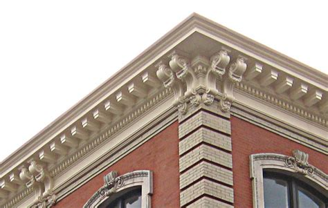 Cornice Architecture by Replacing A Cornice Rand Engineering Architecture Dpc