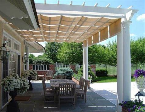 diy patio awning plans outdoor rooms pergola patio pergola