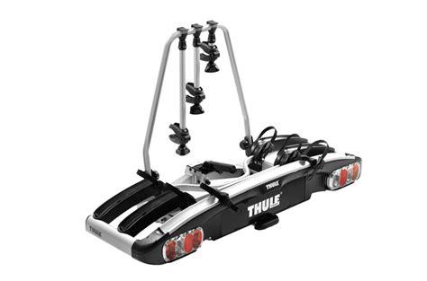 thule classic promo 199 195 o suporte para 3 bikes no engate thule