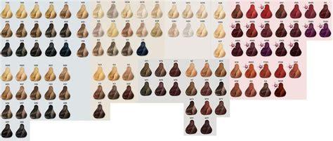 wella color chart wella color   wella colour chart permanent hair color hair color
