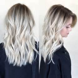Light Brown Hair With Ombre by Best 25 Blonde Dark Roots Ideas On Pinterest Dark Roots