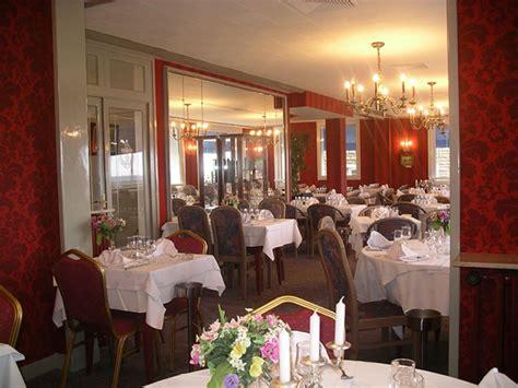 restaurant port en bessin huppain h 244 tel de la marine calvados nor tourisme calvados