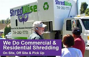 Document destruction orange county ca paper shredding for Document shredding pick up
