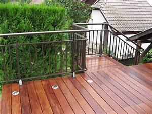 Garde Corps Terrasse Aluminium : installation de garde corps en aluminium pour terrasses et balcons en alsace strasbourg ~ Melissatoandfro.com Idées de Décoration