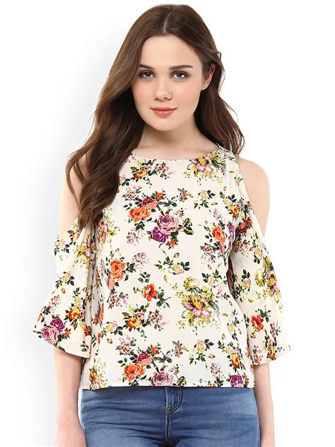 Ladies Tops With Creative Designs Puts You At An Elegant