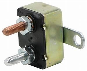 30 Amp  In-line Circuit Breaker
