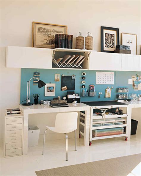 office desk storage ideas desk organizing ideas martha stewart