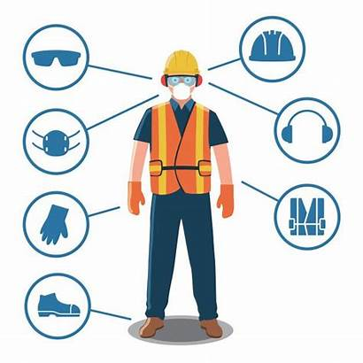 Safety Equipment Workplace Personal Protective Health Poster
