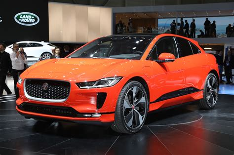 electric  jaguar  pace launches   miles