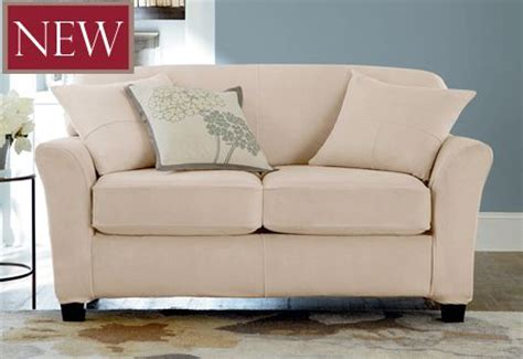 ultimate heavyweight stretch suede separate seat loveseat slipcovers custom upholstery fit