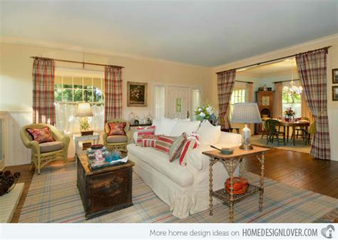 country cottage decorating ideas 15 homey country cottage decorating ideas for living rooms
