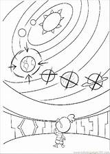 Coloring Pages Nasa Solar System Getcolorings Printable Colorin sketch template