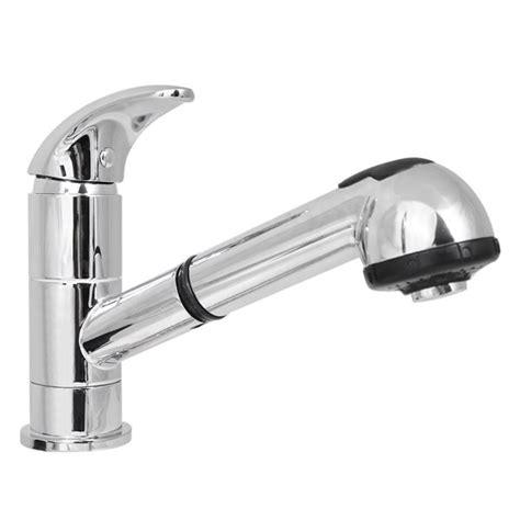 douchette pour robinet cuisine robinet mitigeur pour évier de cuisine en laiton chrome