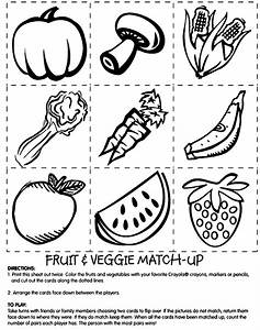 Food Group Coloring Pages - Coloring Home