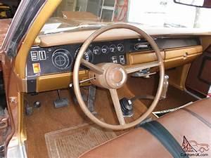 1970 Plymouth Roadrunner 383 D21 4spd Pistol Grip Dana