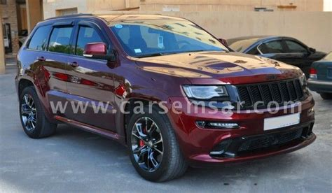 2016 Jeep Grand Cherokee Srt For Sale In Bahrain