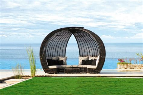 chaise bain de soleil lit de jardin salon canape fauteuil pot mobilier meubles de jardin en resine