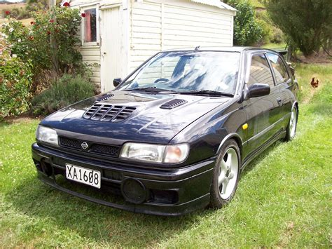 1993 Nissan Pulsar Overview Cargurus