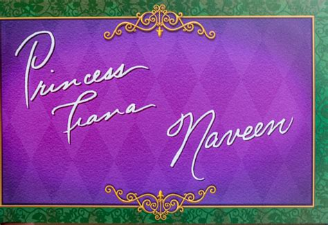 tiana kingdom magic riverboat signature party autographs characters worth easywdw tianas cast speed don