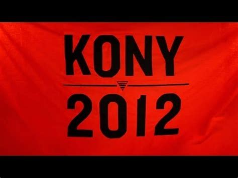 """Jon Discusses His Views On Invisible Children's """"stop Kony"""