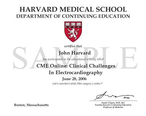 Harvard Extension Certificate Resume by Harvard Extension School Resume