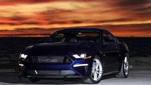 Ford, Mustang, Gt, Fastback, 2017, 4k, Wallpaper