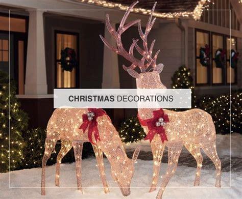 shop holiday decorations  lowescom