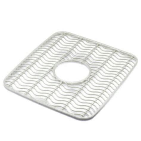 kitchen sink protector mats sink protector mat at menards 174