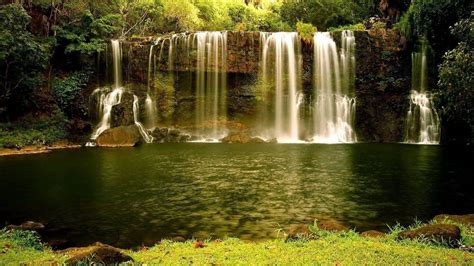 Waterfall Photo Hd by Animated Waterfall Wallpaper With Sound 46 Images