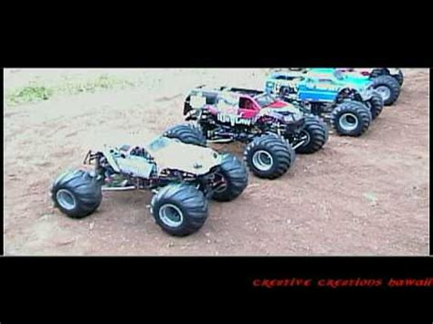 monster jam rc trucks monster jam hawaii some of hawaii 39 s realistic rc monster